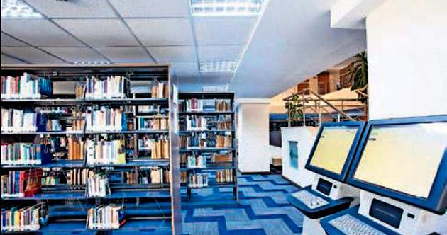 Hasan Kalyoncu kütüphanesi yeni yerine taşındı