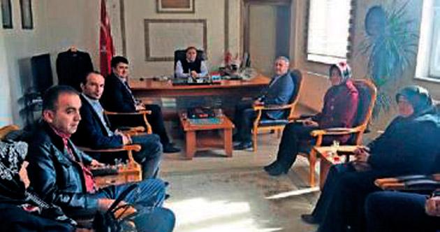 AK Parti yönetimi ziyaret turuna çıktı