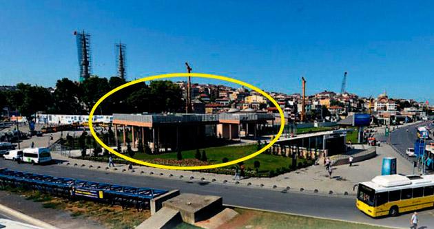 Marmaray'a estetik traş