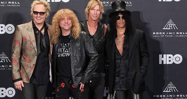 Guns N' Roses hikayesi film oluyor
