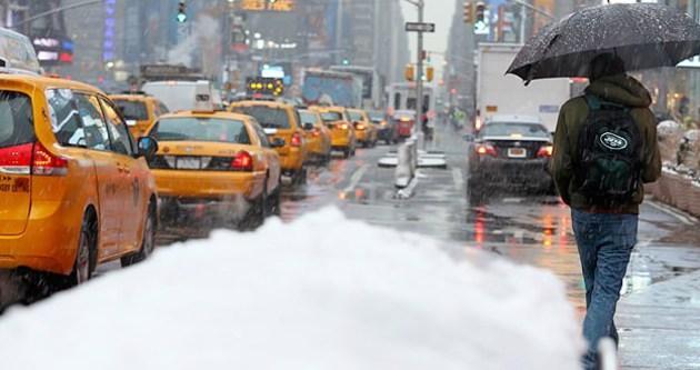ABD'de kar ölümleri 12'ye çıktı