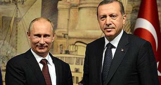 Putin'den Erdoğan'a övgü