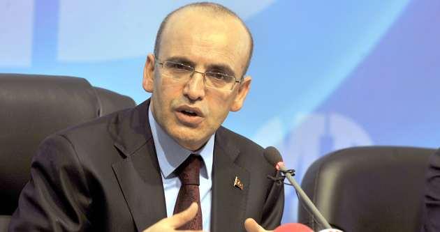 Mehmet Şimşek: Sıra verimliliği arttırmakta