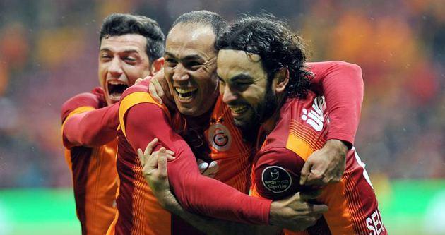 Galatasaray seri peşinde