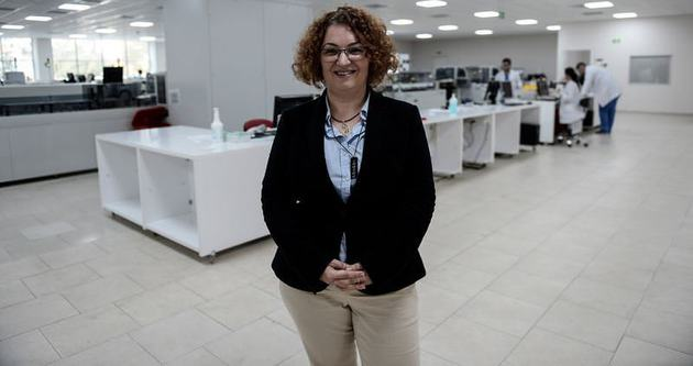 Türkiye'nin büyük hacimli ilk laboratuvarı