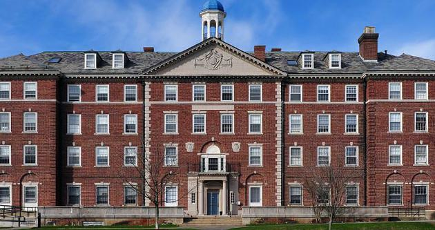 Harvard'a öğrenci şoku