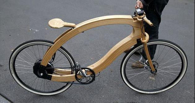 Elektrikli tahta bisiklet