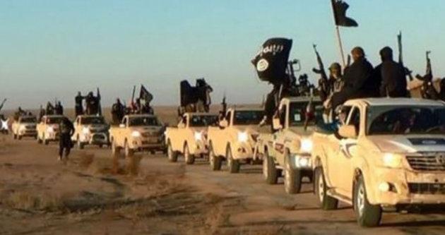 Yeniden saldırıya geçen IŞİD'in hedefi Bağdat!