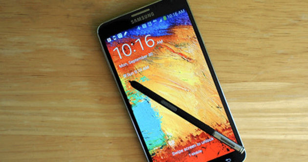 Galaxy Note 4 güncellendi