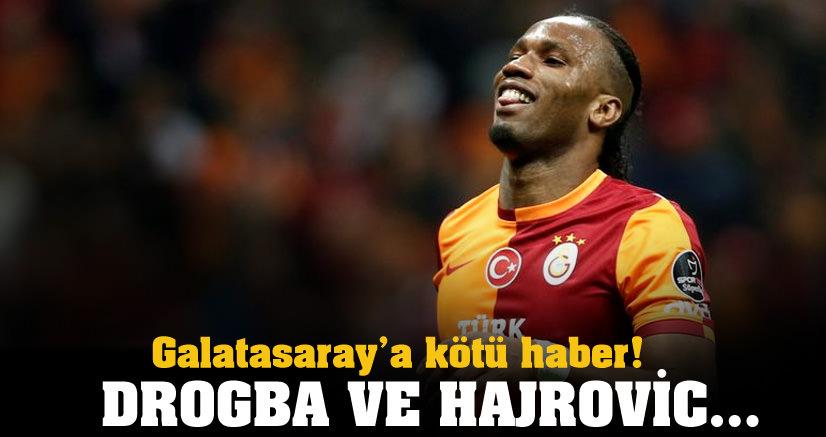 Galatasaray'da büyük tehlike