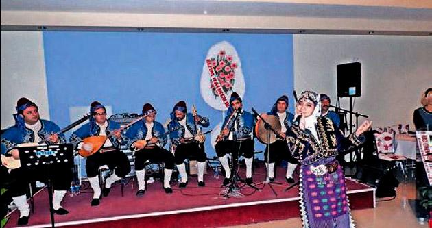 Istınaz'dan yörenin en güzel türküleri
