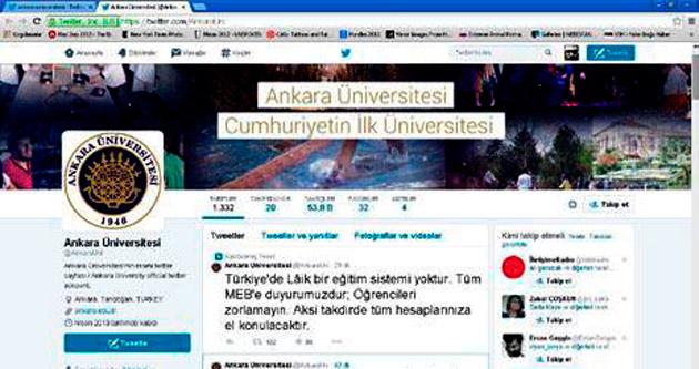 Üniversiteye hacker şoku