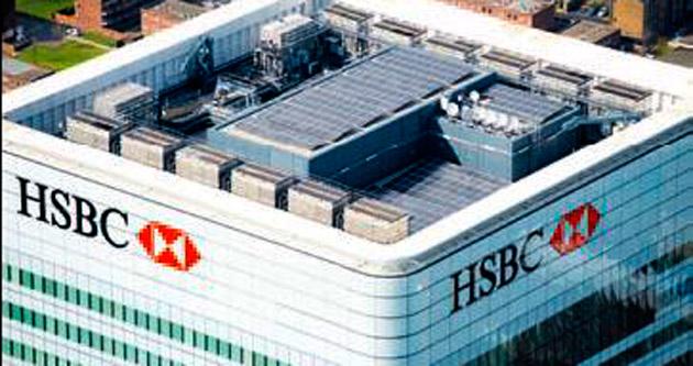 Paris'te HSBC'ye 'kara para' davası