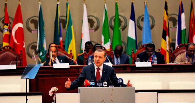 Erdoğan'dan Afrika'ya 'Paralel ajan' uyarısı