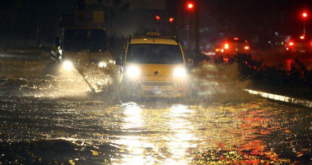 Meteoroloji'den haftasonu hava durumu uyarısı