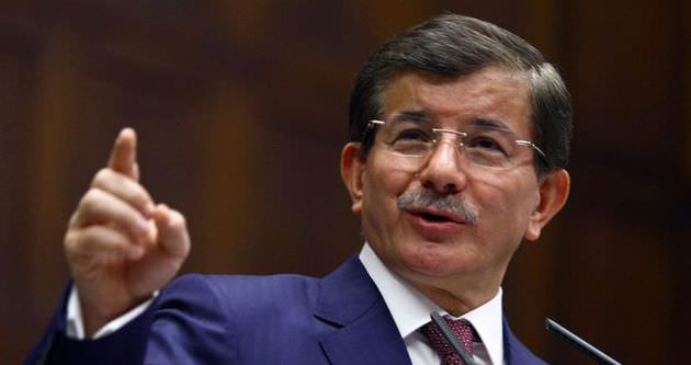 Davutoğlu: HDP'nin özür borcu var