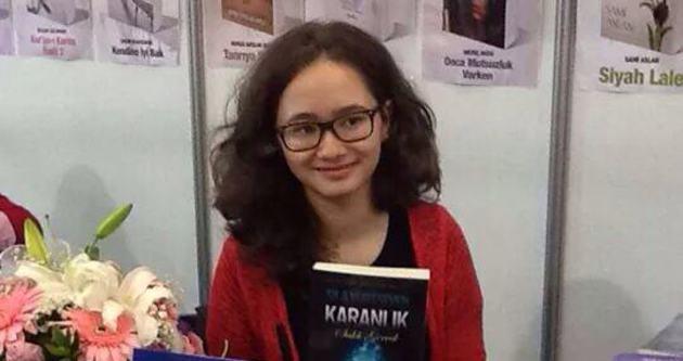 Sıla Yurtseven'in yeni kitabı çok satanlar arasında