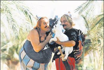 Asteriks ve Oburiks Görevimiz Kelopatra