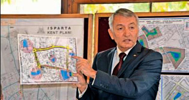 Isparta'da otopark sorunu çözülecek