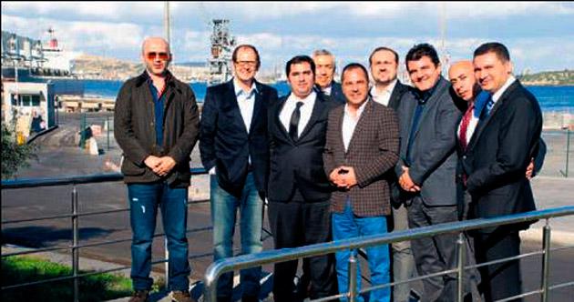 Aliağa limanları alarm veriyor