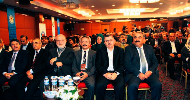 Eğitim ve Ahlak Şurası Ankara'da gerçekleşti