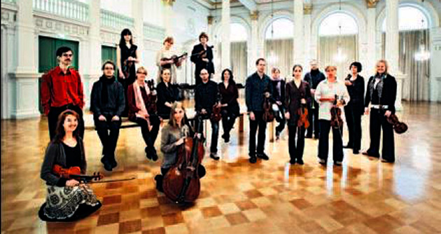 Ankara'ya 'müzik denizi'