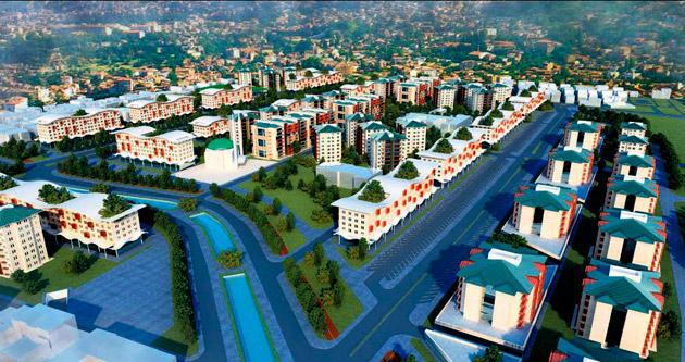 Osmangazi'nin çehresi değişiyor