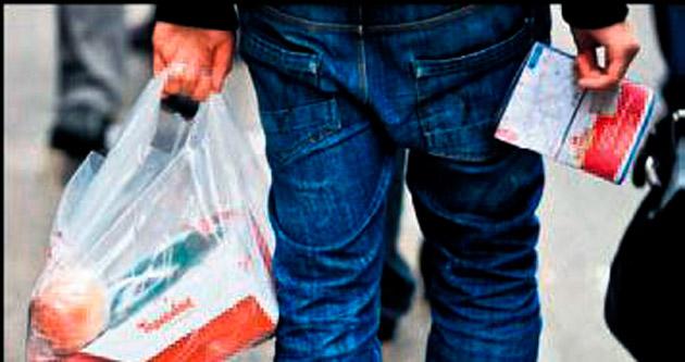 Avrupa plastik poşetlere savaş açtı