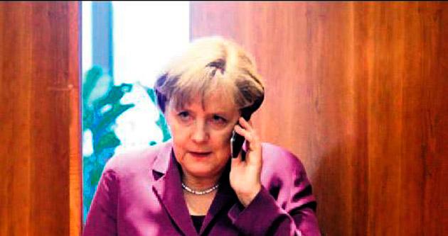 Merkel'e dinlemeye delil yetersizliği