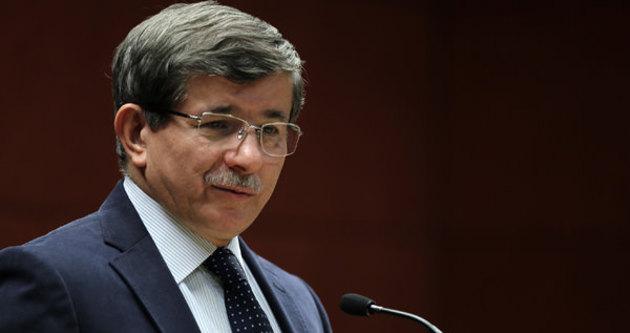 Davutoğlu, AK Parti'nin son oy oranını açıkladı