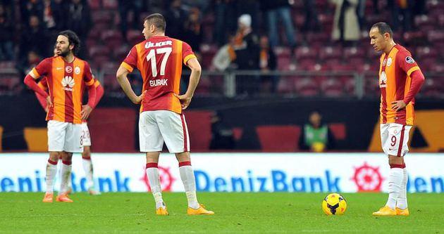Gol fukarası Galatasaray