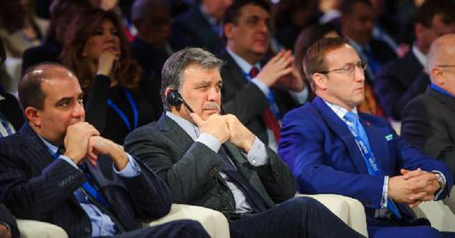 Abdullah Gül: Türkiye'nin nereye gittiği çok açık