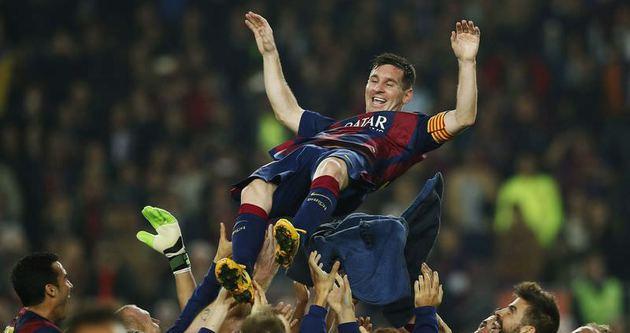 Messi 60 yıllık rekoru kırınca...