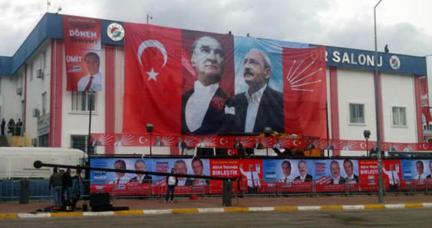 CHP'nin borcu Antalya esnafını zora sokuyor
