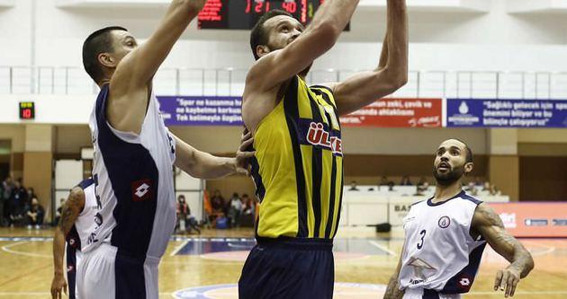 Fenerbahçe'den 35 sayı fark