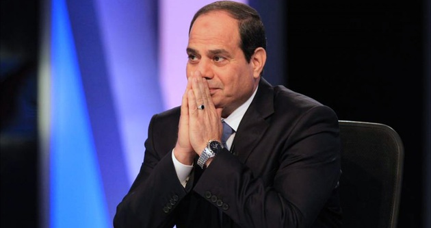 Sisi'den pişkin 'Mursi' cevabı
