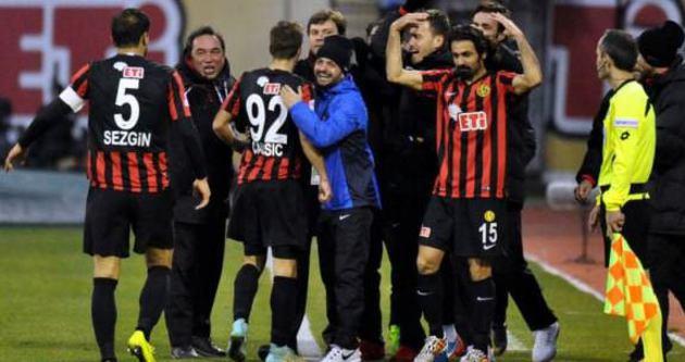 Eskişehirspor hasrete son verdi!