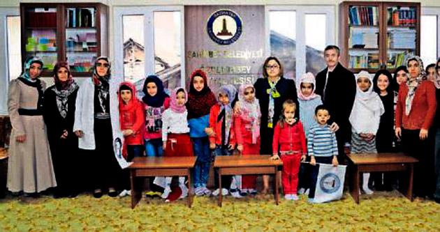 Şahinbey Belediyesi'nden Özdemirbey'e sosyal tesis