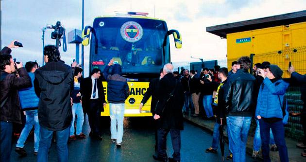 Otobüste 11 geyiği