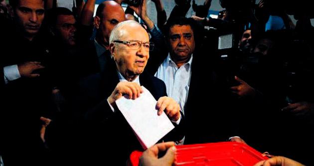 Arap Baharı'nın anavatanı cumhurbaşkanını seçiyor
