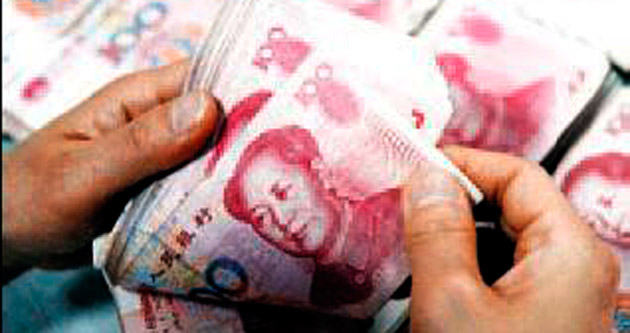 Rusya ve Çin'in yuan kardeşliği