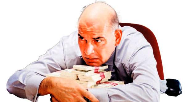 CEO maaşı vergiyi aştı