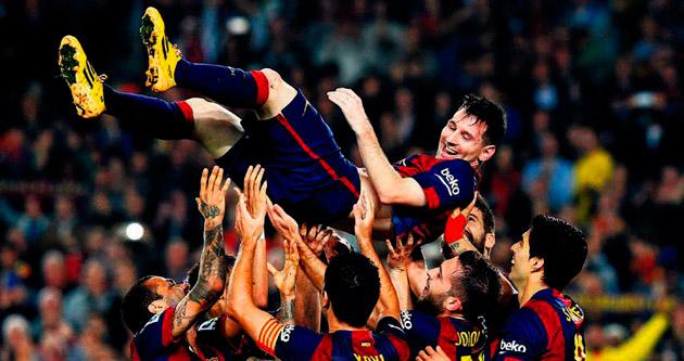 27 yaşında bir efsane: Messi