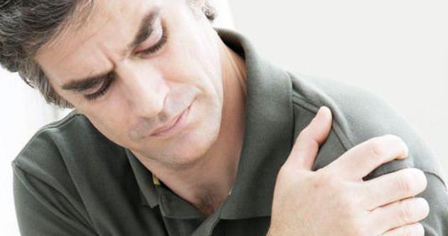 Omuz ve kol ağrılarına dikkat