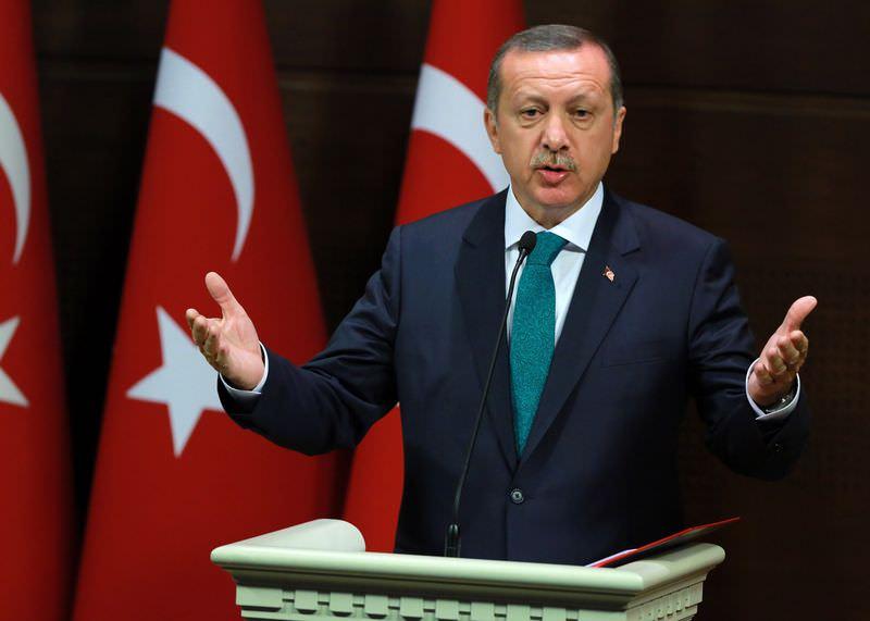 Erdoğan KADEM zirvesinde konuştu