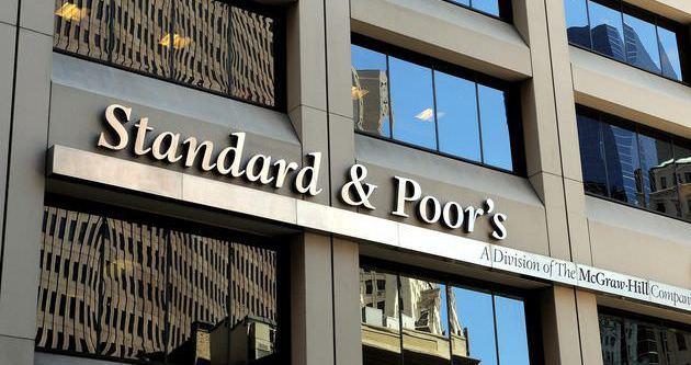 S&P: Türkiye'nin reytingi 3'te 2 olasılıkla düşmeyecek