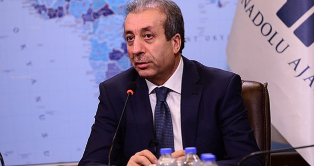 Mehdi Eker: 17 Aralık çözüm süreciyle ilgili
