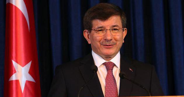 Başbakan Davutoğlu öğretmenlere seslendi