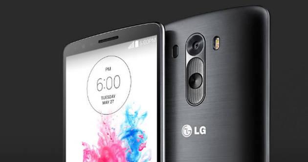 LG G3'ün güncellemesi ne durumda?