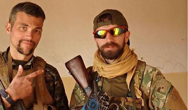 İngiliz askerleri YPG'ye katıldı